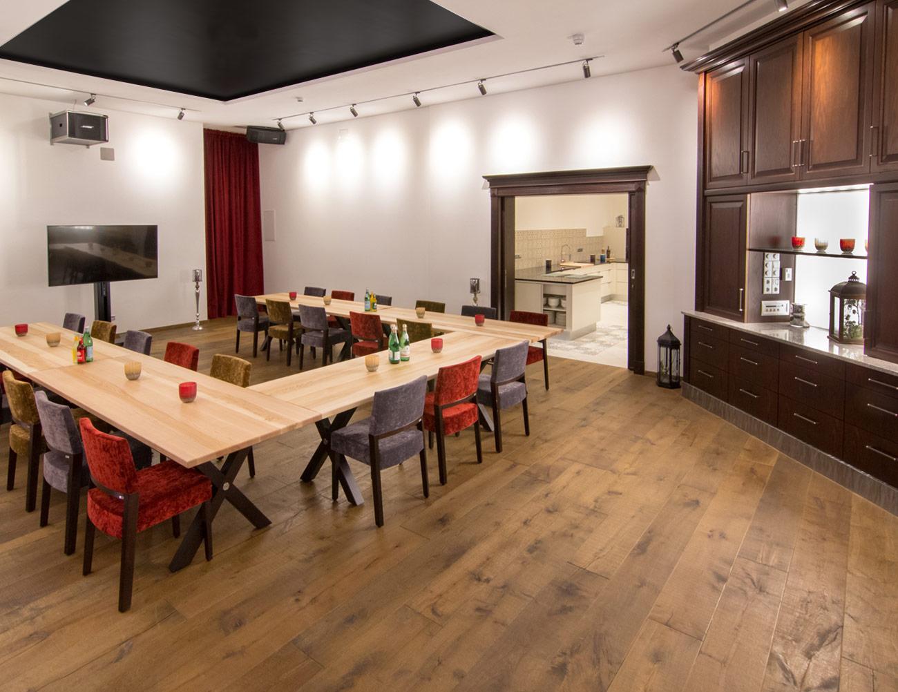 feiern & tagen - kontorhaus gastronomie gmbh